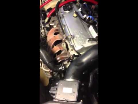 how to replace starter mitsubishi galant or eclipse 99-03 2.4 motor