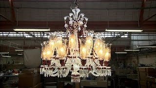 Crystal Chandeliers | How It