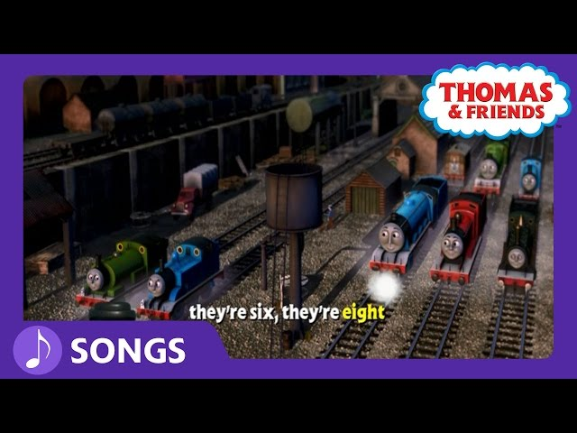 Thomas & Friends UK: Roll Call Song