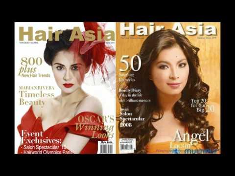Marian Rivera Vs. Angel Locsin (magazine cover)