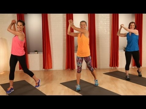 40 Minute Full Body Workout | Beginner Strength Training | Class Fitsugar video