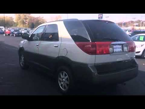2003 buick rendezvous cx in moline il 61265 youtube. Black Bedroom Furniture Sets. Home Design Ideas