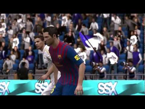 Novo trailer Fifa 12 gamescom