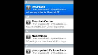 How to get IMCPEdit from cydia