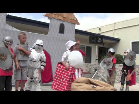Redlands Christian School Nursery Rhymes 2013