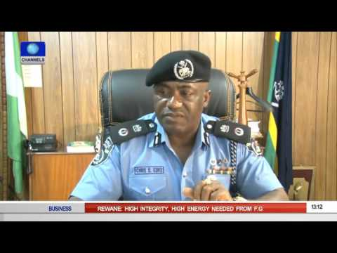 Edo Police Arrest Five Kidnappers For Killing An Associate Professor 03/10/15
