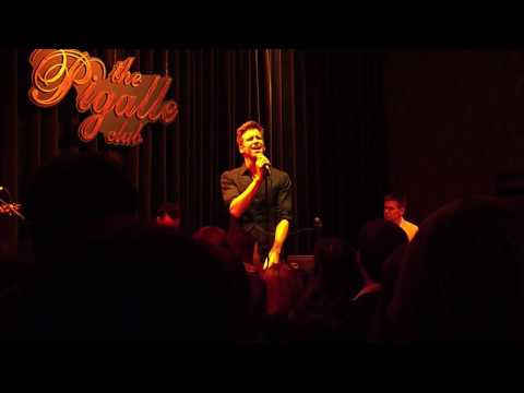 Gavin Creel - Holding @The Pigalle Club, London