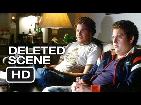 Knocked Up Deleted Scene - TV Childbirth (2007) Judd Apatow Movie HD