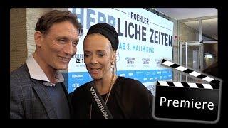 """Premiere von """"HERRliche Zeiten"""" mit Katja Riemann und Oliver Masucci"""