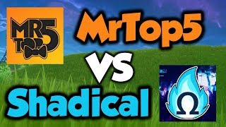 MrTop5 VS Shadical Live Sub Count... Who Will Win?