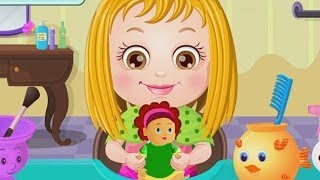Baby Hazel Game Movie - Baby Hazel Hair Care - Dora The Explorer