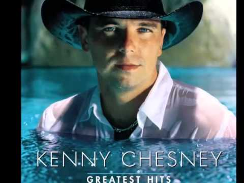 Kenny Chesney -- When I Close My Eyes