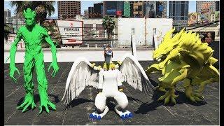 GTA 5 - Cuộc phiêu lưu Chú rồng kỳ dị phương Bắc lạnh giá   GHTG