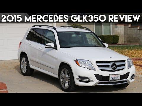 2015 Mercedes GLK350 Review