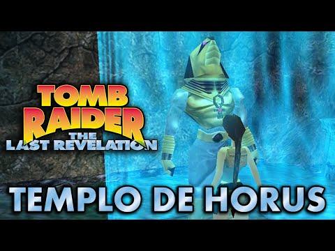 Tomb Raider 4 Vídeo-Guía en Español - El Templo de Horus (Temple of Horus)