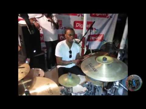 BLACKKRYTIKSHOW PRESENT KLASS LIVE MIX VIDEO  BAL CABARET HAITI 8-13-14 BKS 9082205600