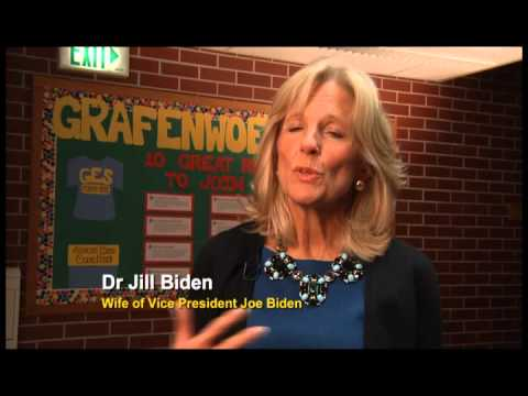 USAREUR Spotlight: Dr Jill Biden visits JMTC