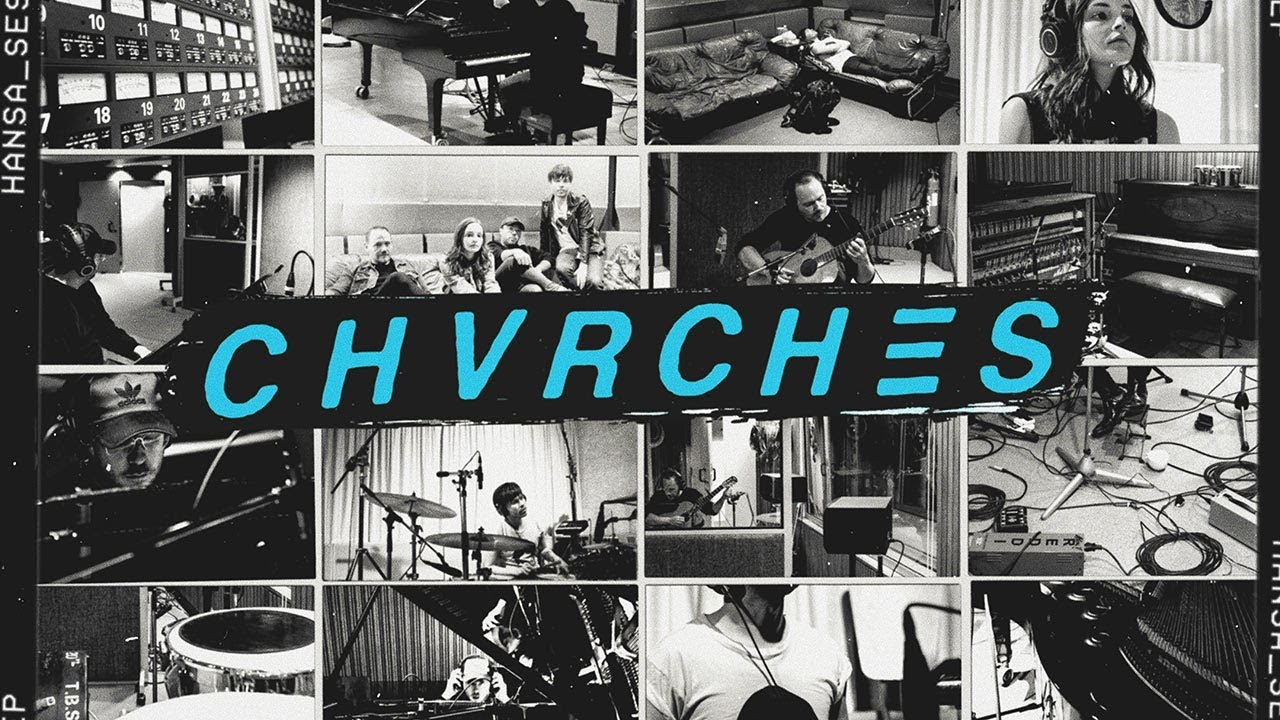 CHVRCHES - 新譜EP「Hansa Session」2018年11月16日配信開始 10inchアナログ盤 2018年12月14日発売(5,000枚限定) 告知映像を公開 thm Music info Clip