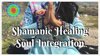 Shamanic Healing - Soul Integration - Twin Flame Reiki