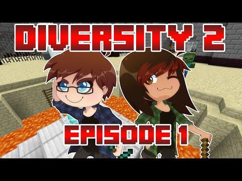 Minecraft Ekspeditionen - Diversity 2 | Episode 1 - Arena video