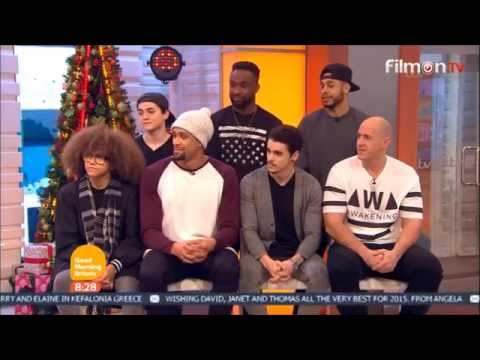 Diversity On Good Morning Britain video