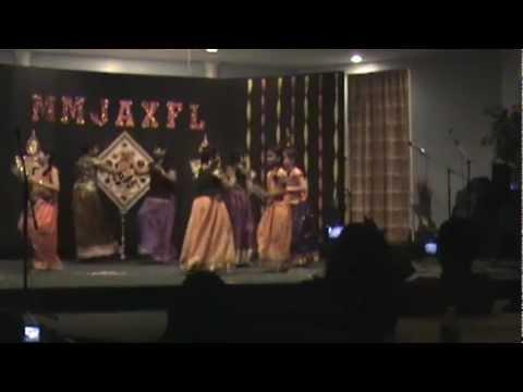 Saniya's Dance - Mann Ranat Gela Ga