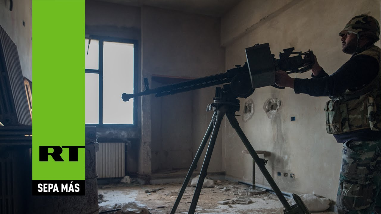 RT sigue desde la línea de frente la brutal ofensiva en el entorno de Alepo