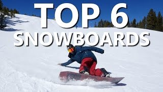 2018 Burton All-Mountain Snowboards - Overview - 4K - TheHouse.com