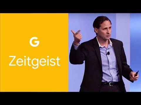 The World We Dream- Hugh Herr Zeitgeist Americas 2012