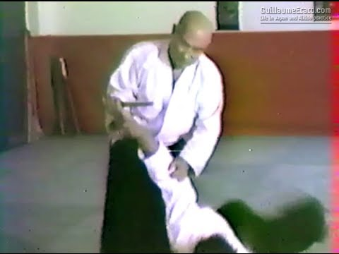 André Nocquet, 8th Dan Aikido - Tanto Dori