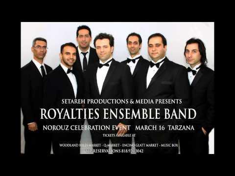 Arian Band - Hamdam E Ghoroob