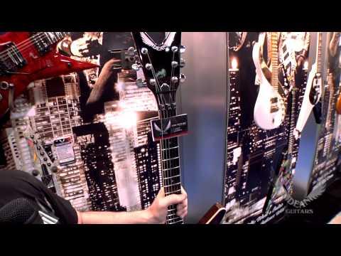 Dean Guitars Introduces NEW USA Dean Models at 2013 NAMM!