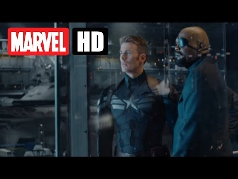 THE RETURN OF THE FIRST AVENGER - Verschwörung - Marvel