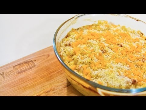 How To Make Mac And Cheese With Pepper Bacon - Video Recipe