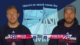 Get To Know The Amerks | New Best Friends