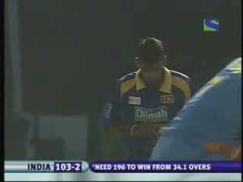 India Vs Sri Lanka Cricket Match Clip2 video