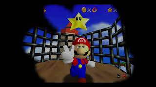 Super Mario 64 - 70 Star in 1:01:17 (Leaderboard PB)