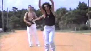 Lip Sync of INXS Kiss The Dirt (Falling Down The Mountain) Panama City Beach, FL (1990)