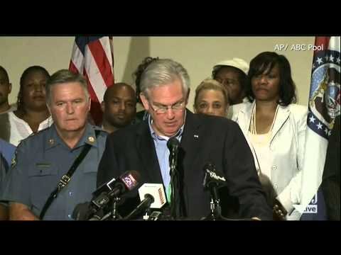 Gov. Issues State of Emergency, Curfew for Ferguson