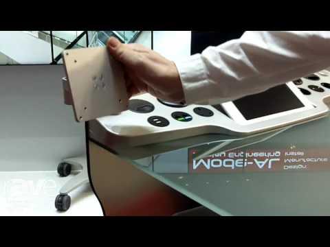 ISE 2017: Mode-AL Breaks Down Lectern