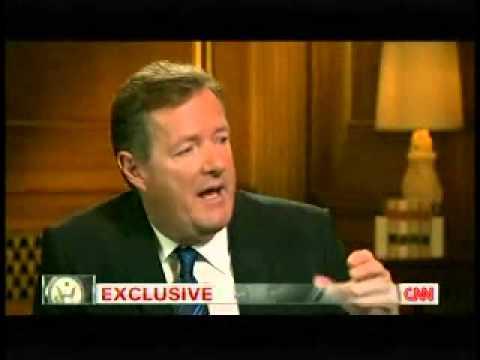 Piers Morgan Interviews Supreme Court Justice Scalia - Part 1