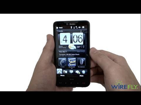 T-Mobile HTC HD2 Review