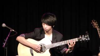 (Stevie Wonder) Superstition - Sungha Jung (live)