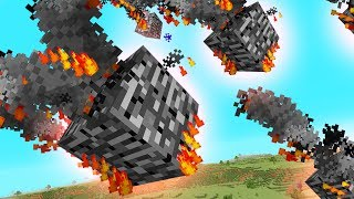 REALISTIC MINECRAFT NATURAL DISASTERS