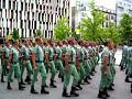 Desfile Fuerzas Armadas [video]