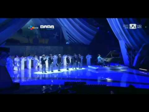 2011 MAMA Highlight