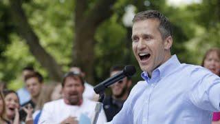 Missouri governor admits affair, denies blackmail