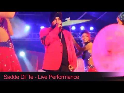Sadde Dil Te | Live | Shimla Summer Festival 2013 | Daler Mehndi...