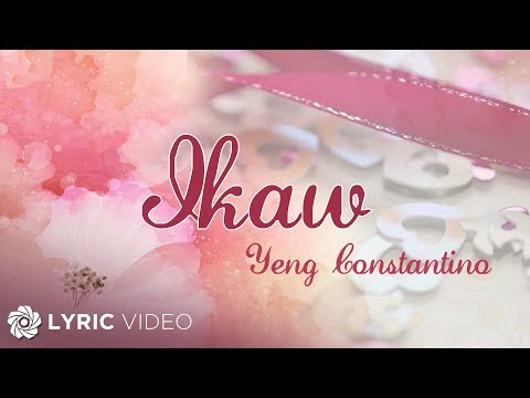 Yeng Constantino - Ikaw (Official Lyric Video)