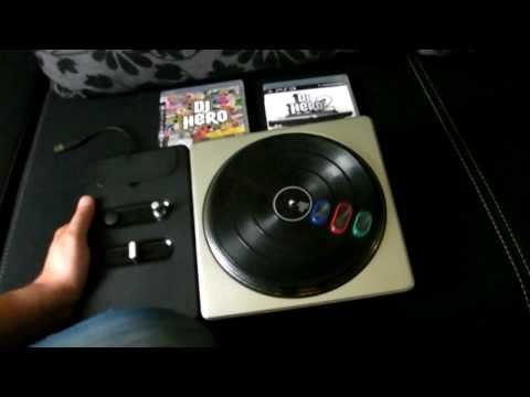 SPRZĘT - Mixer z DJ Hero PS3 wideorecenzja by maxim